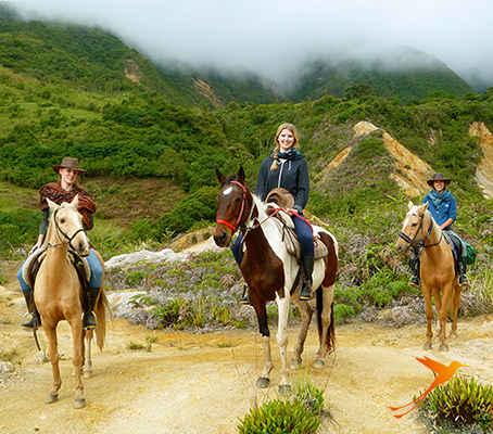 pululahua-Horseback-Riding