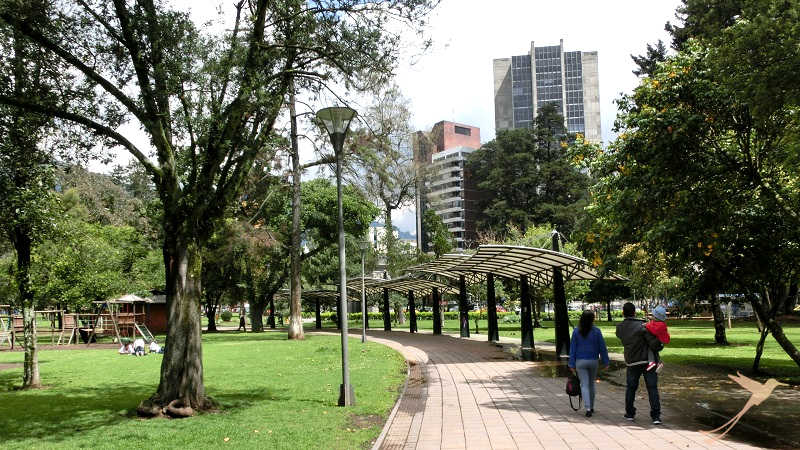 The ejido park is nice to relax and on weekends handcrafts market is held.