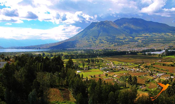 Road to Otavalo